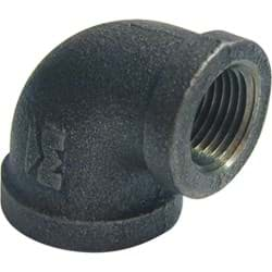 Picture for category Black Iron Elbow