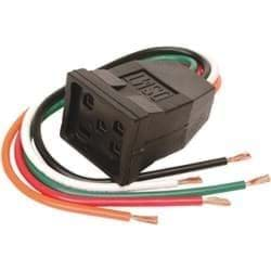 Picture for category Pigtail Motor Receptacle