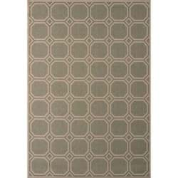 Picture of United Weavers Mosaic Indoor/Outdoor Area Rug