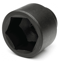 "Picture of Socket Impact Drive 1/2"" 6 Point Wright – 11/16"""
