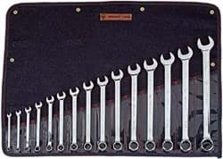 Picture of Combination Wrench Set SAE Chrome Wright – 15pc.