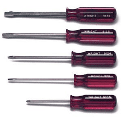 Picture of Screwdriver Set Wright - 6pc. Phillips