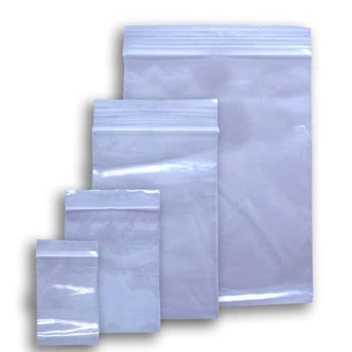 "Picture of Ziploc Bags 5""x3"""
