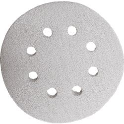 "Picture of 5"" Round Abrasive Disc, Hook & Loop, 60 Grit, 5/pk"