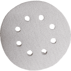 "Picture of 5"" Round Abrasive Disc, Hook & Loop, 120 Grit, 5/pk"