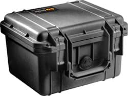 "Picture of Pelican Interior Dimensions 9.87""x7.00""x6.12"" – Black"
