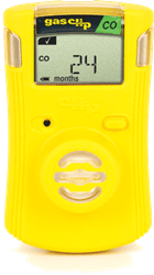 Picture of Gas Detector Gas 1 Gas Clip Technologies - CO
