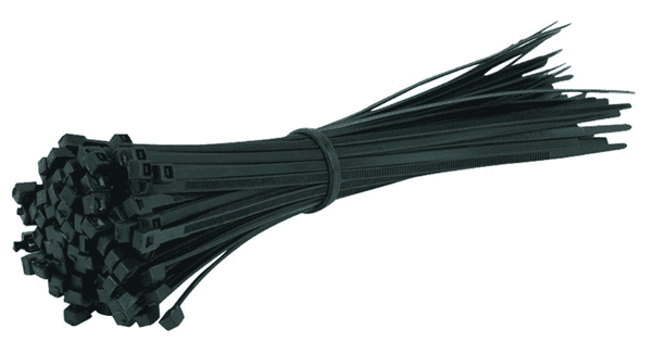 "Picture of Cable Ties LD Black 8"" - 1000pack"