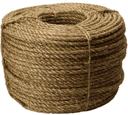 "Picture of Rope Manila – 1/4"" x 600'"