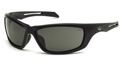 Picture of Safety Glasses Pyramex Howitzer Lens Gray Frame Black Anti-Fog