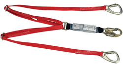 Picture of Lanyard Twin Leg Tie-Back w/ ShockSorb FP5K MSA