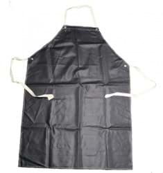 Picture of Apron Chemical Rubber Heavy Duty - Black