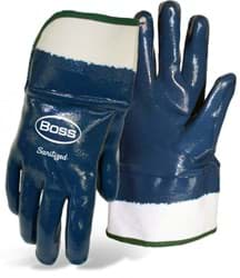 Picture of Glove Canvas Dipped Nitrile