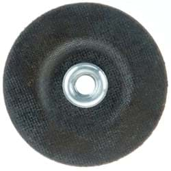 "Picture of 4-1/2"" x 3/32"" Wolverine Type 27 Cutting Wheel, A24T, 5/8""-11 Nut"