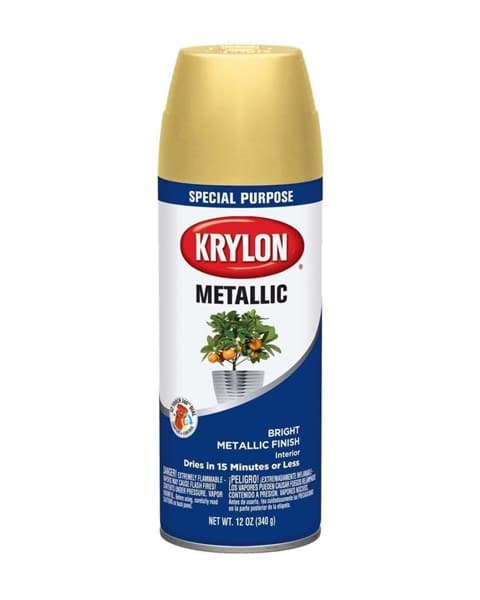 Picture of Paint Aerosol Industrial Krylon – Gold Bright
