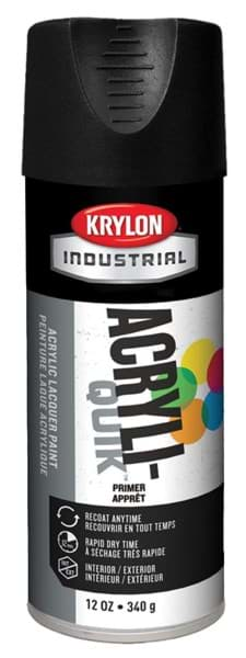 Picture of Paint Aerosol Industrial Krylon – Primer Black