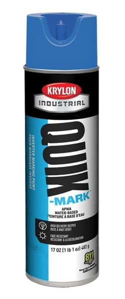 Picture of Paint Aerosol Marking Water Based Krylon - Blue