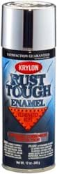 Picture of Paint Aerosol Rust Tough Enamel Krylon – Silver Metallic