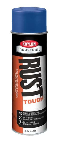 Picture of Paint Aerosol Rust Tough Krylon – Blue Deep