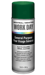 Picture of Paint Aerosol Workday – Green