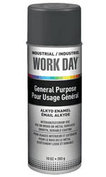 Picture of Paint Aerosol Workday – Gray Dark