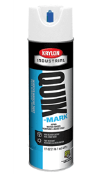 Picture of Paint Aerosol Marking Water Based Krylon – White Brilliant