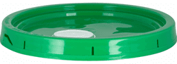 Picture of Bucket Plastic Gallon 5 Lid - Green