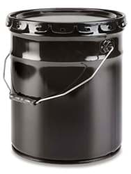 Picture of Bucket Metal Gallon 3 w/ Lid