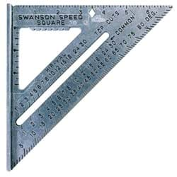 Picture of Square Speed Aluminum Swanson
