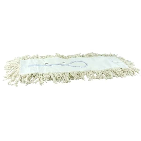 "Picture of 24"" Dust Mop Head, Tie-On Style"