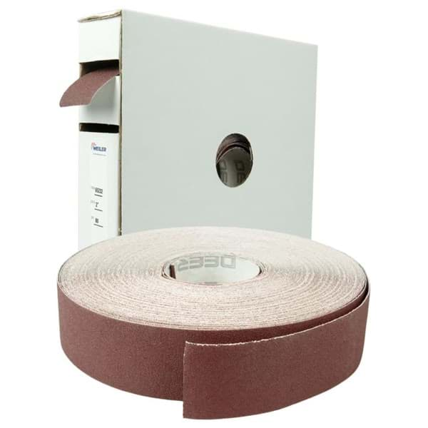 "Picture of 2"" Coated Abrasive Shop Roll, 80AO"