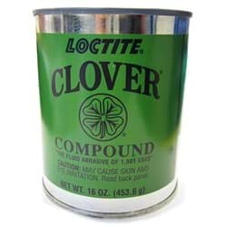 Picture of Lapping Compound Clover Loctite – 80 Grit