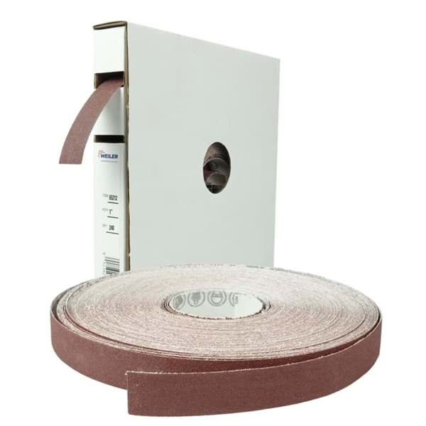 "Picture of 1"" Coated Abrasive Shop Roll, 240AO"