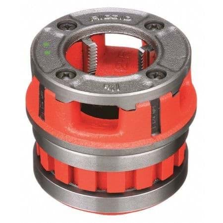 "Picture of Threader Pipe 12R Die Head NPT 1-1/2"" Ridgid"