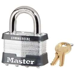 Picture of Lock Keyed Shank Short Master – key 2001