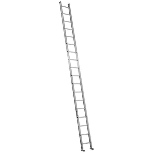 Picture of 18 ft Louisville AE2118 Aluminum Single Ladder, Type IA, 300 lb Load Capacity