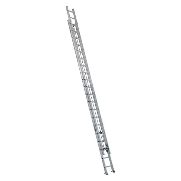 Picture of 40 ft Louisville AE1240 Aluminum Extension Ladder, Type IA, 300 lb Load Capacity