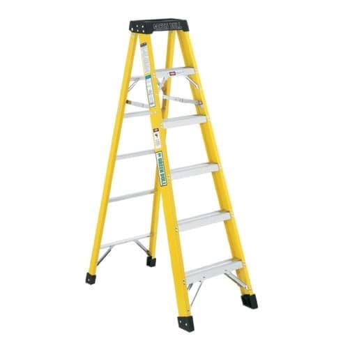 Picture of Ladder Step Fiberglass Werner – 4' (300lb)