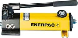 Picture of Enerpac Pump 10,000 psi Stage 1 w/ Case Plastic – 20cu.in.