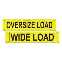 Picture of Banner – Wide Load/ Oversize Load