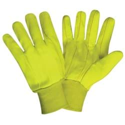Picture of Glove Cotton Green Double Palm