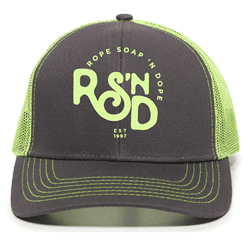 Picture of RSND Snapback Hat - Neon