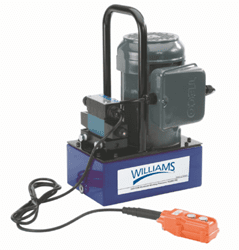 Picture of .5Hp Electric Pump with Solenoid Valve 1Gallon 4W-3P
