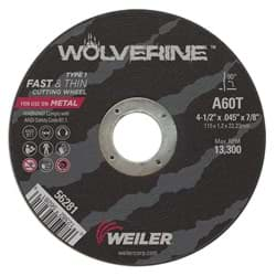 Picture for category Cut-Off Wheels