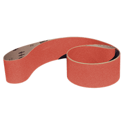 "Picture of Sanding Belt 1/2""x24"" - 120 Grit"