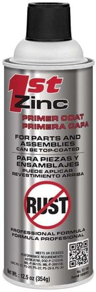 Picture of 1st Zinc Primer Coat, 12.5 Wt OZ
