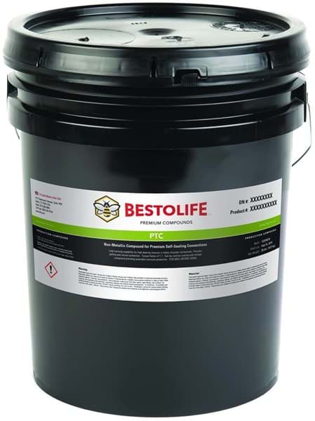 Picture of BESTOLIFE PTC Bucket Plastic - 1gal