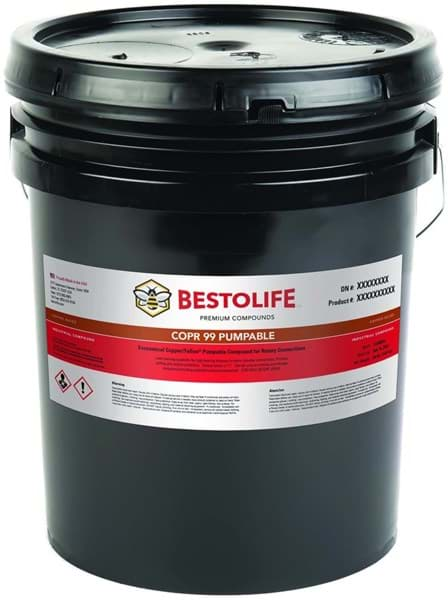 Picture of BESTOLIFE Copr 99 Pumpable Bucket Plastic - 2gal