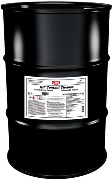 Picture of QD Contact Cleaner, 55 Gal