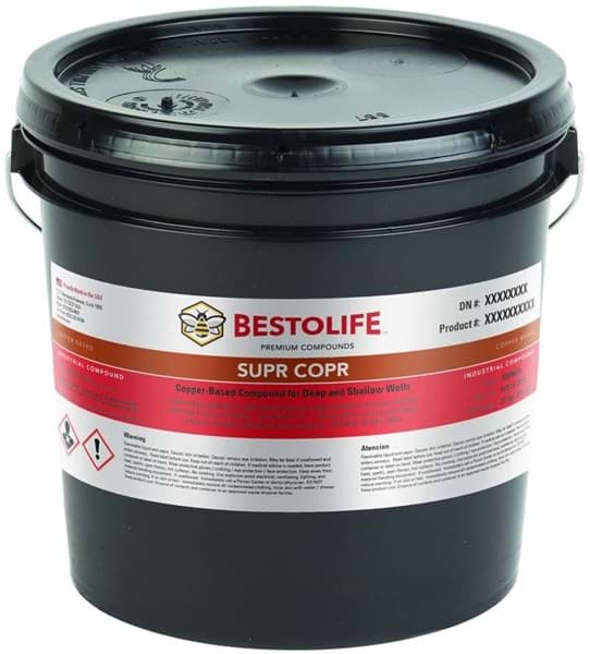 Picture of BESTOLIFE Supr Copr Bucket Plastic - 1pt